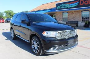 2017 Dodge Durango Grand Prairie TX 1689 - Photo #1